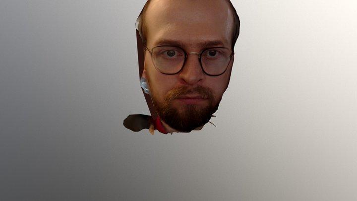 Eric 2018_03 3D Model