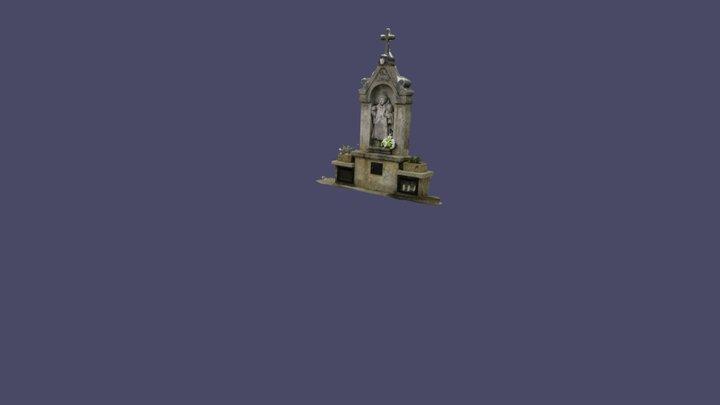 Peto de ánimas 3D Model