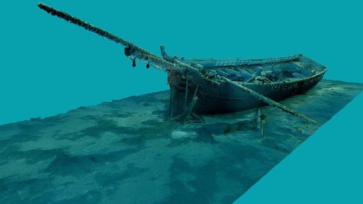 Sandusky Model Higher Res 3D Model