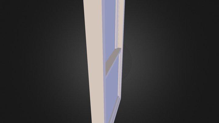 DoubleHung 3D Model
