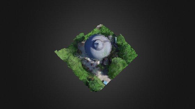 Wasserturm 3D Model