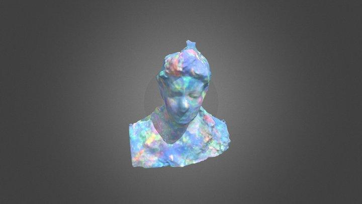 Georgina-20190615-1345P 3D Model