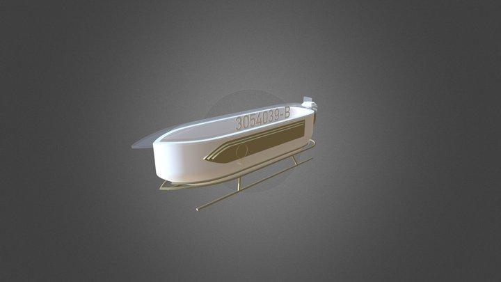 170809-ubik-boat 3D Model