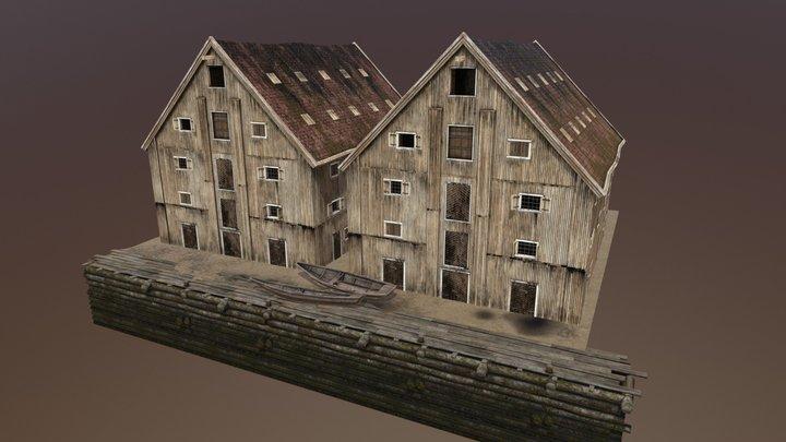 Sjobod 3D Model