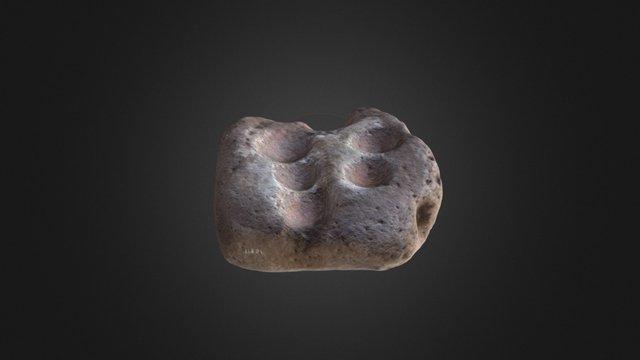 Anvil Stone 3D Model