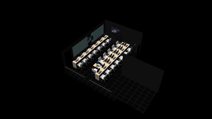 Clase 3D Model