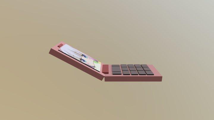 kanna phone 3D Model