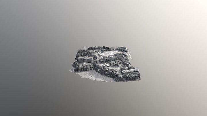 3ds 3D Model