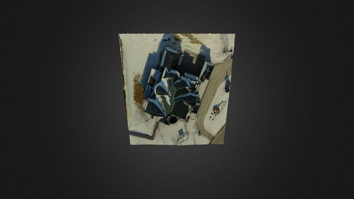 house iso 3D Model