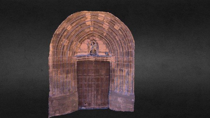 Iglesia de San Miguel Arcángel. 3D Model