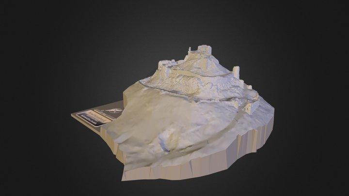 Hrad Kumburk 3D Model