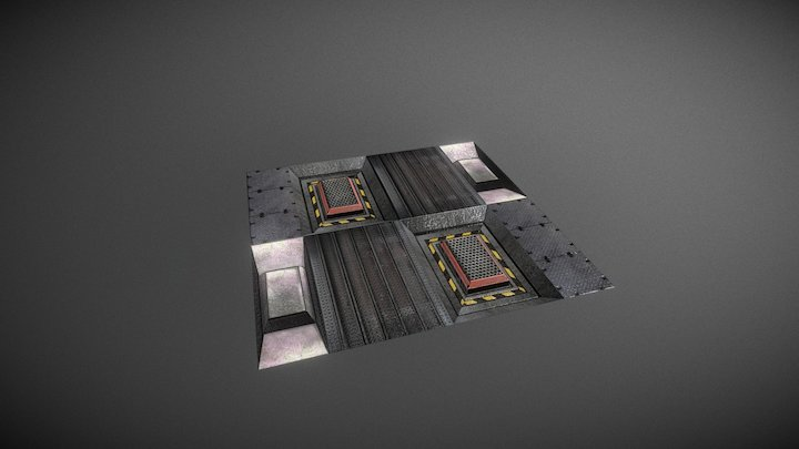 FLOOR SC 3D Model