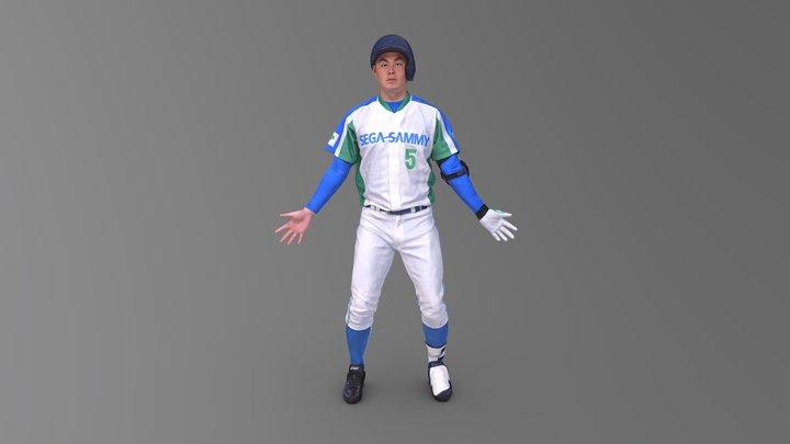 Sega17 OBJ 3D Model
