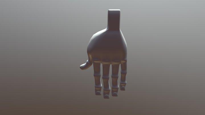 Mano Final 3D Model