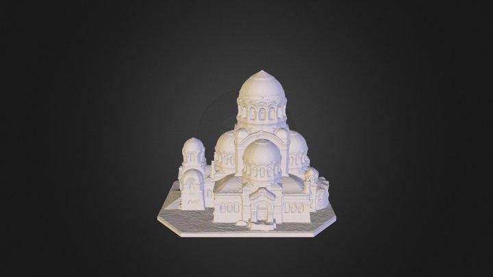 church_hi 3D Model