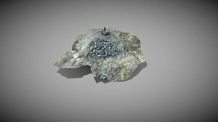Stensättning L1994:5245 3D Model