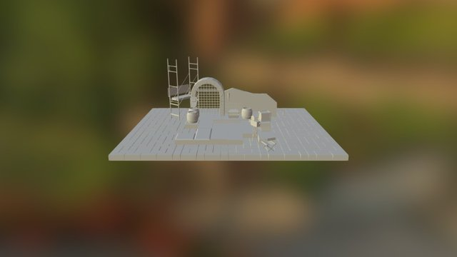 Scene1 3D Model