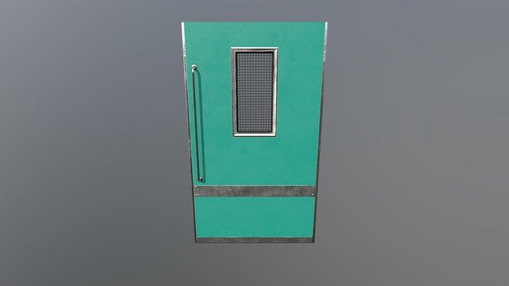 Door 15 3D Model