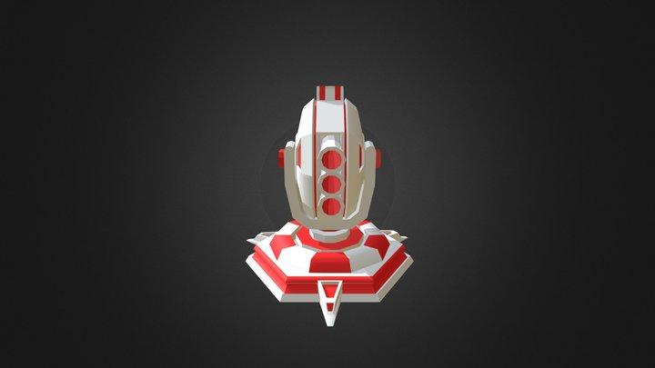 Tower design 3D Model