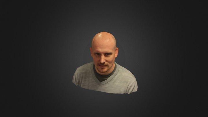 leigh 3D Model