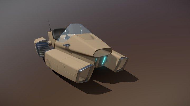 Propomoto 3D Model