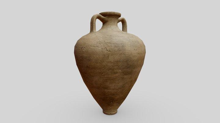 Gauloise 4 Amphora 3D Model