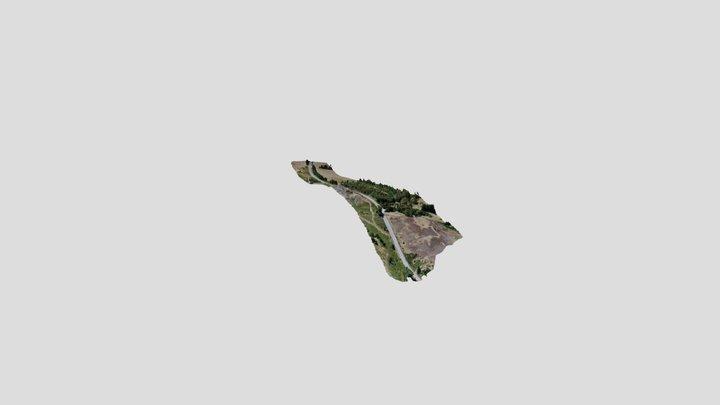 Glen Dene Access 3D Model