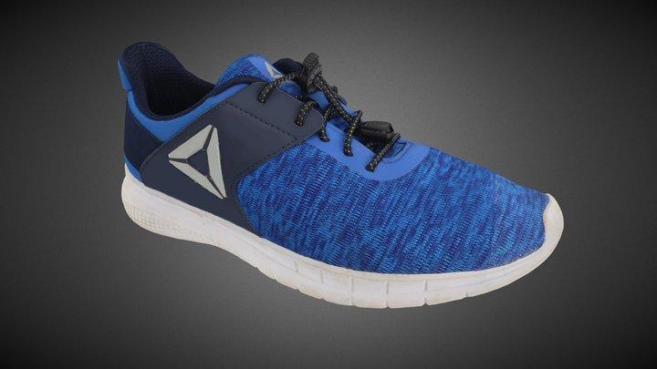 Shoe Test 3D Model