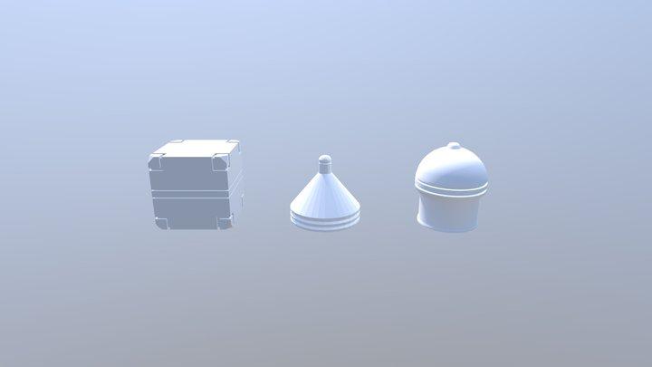 Cgc Exercise 3D Model
