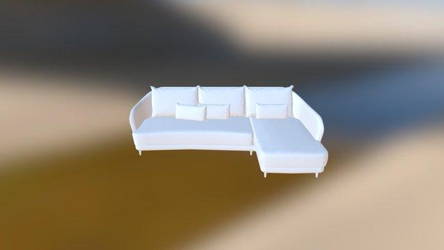Coltar Toledo 3D Model