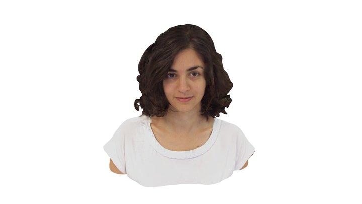 Susana 3D Model