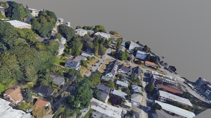 Ravenna, Seattle 3D Model