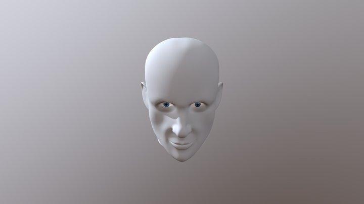Wip Likeness 3D Model