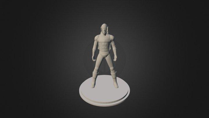 Inferno 3D Model