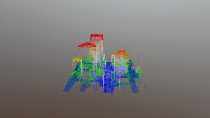 Merged Sub1 3D Model