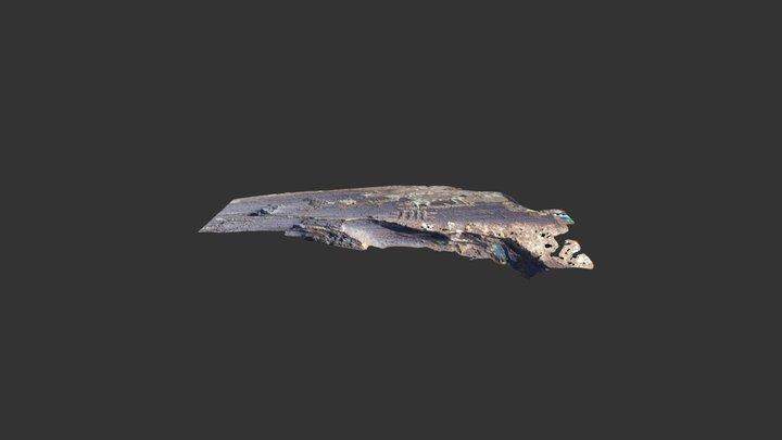 Rock 362 (detail 7, 2017, Sigma) 3D Model