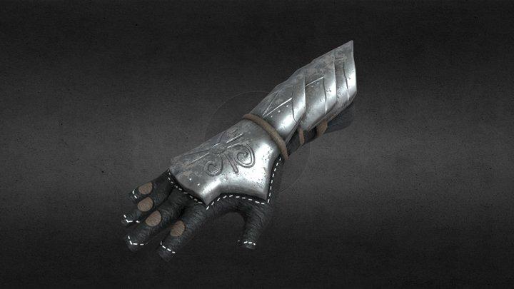 Iron Glove 3D Model