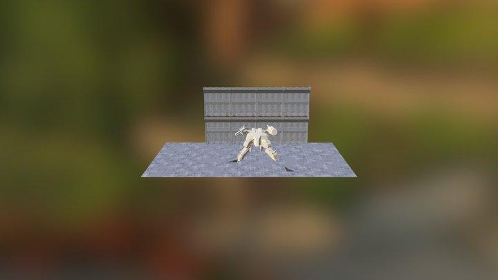 Rex 3D Model
