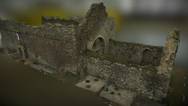 Bannow Church, Wexford 3D Model