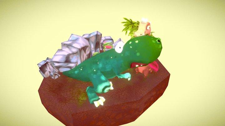 Dinos! 3D Model