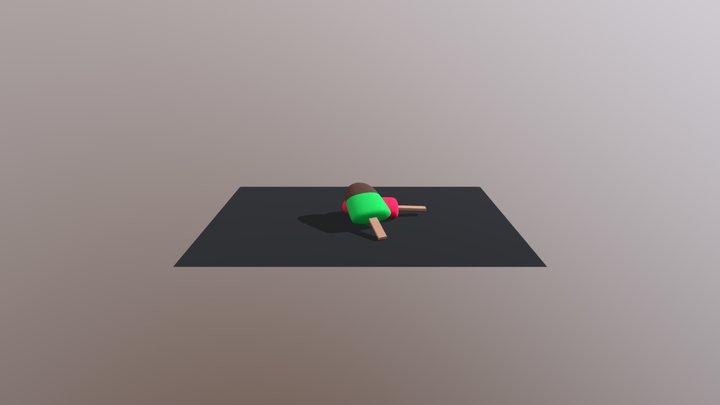 Is Med Farger 3D Model