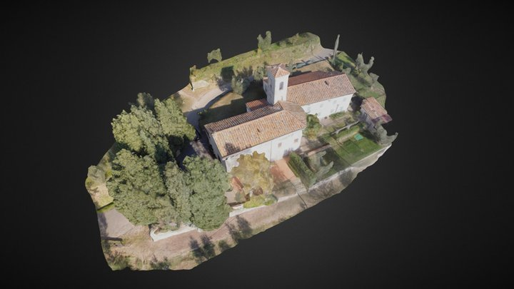 San Niccolò - processed by Pix4Dmapper -Test01 3D Model