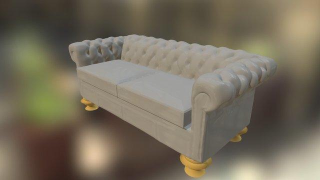 Gentleman Appartment 3D Model