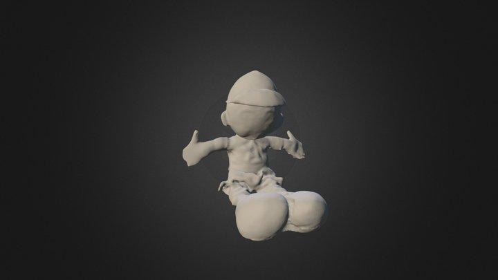 41 Sense (repaired) (repaired) 3D Model