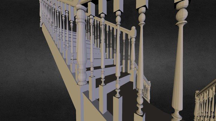 LesService 3D Model