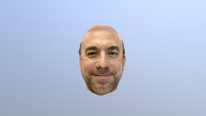Full Head Example 3D Model
