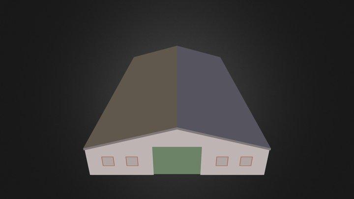 Bijgebouw_Kaaistraat 3D Model