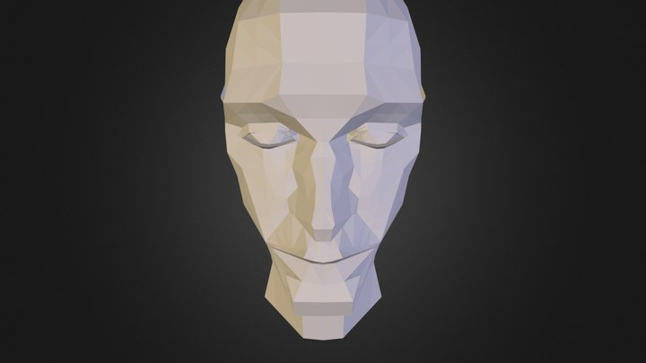 head.obj 3D Model
