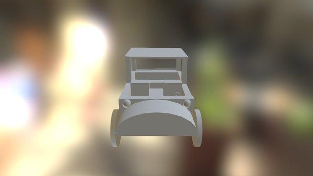 Carro 3D Model