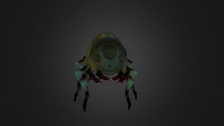 sklepen_retop_telo 3D Model